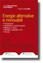 Energie alternative e rinnovabili