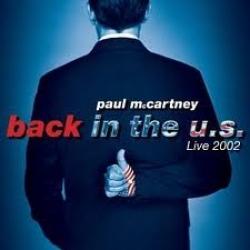 Back in the U.S. [DVD]