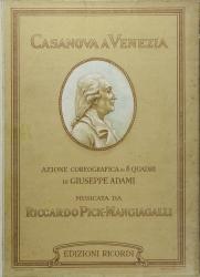 Casanova a Venezia