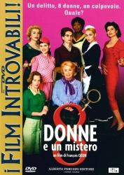 8 donne e un mistero [DVD]
