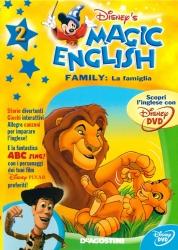 2: Family: la famiglia [DVD]