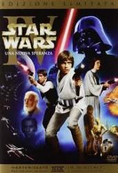 Star Wars 4. [DVD]