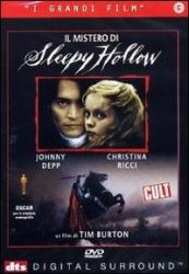 Il mistero di Sleepy Hollow [DVD]