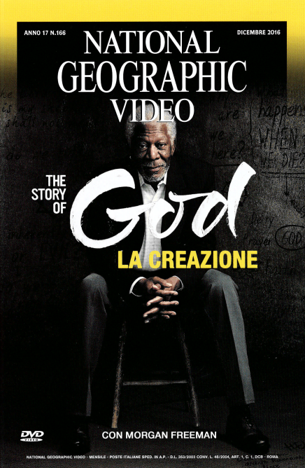 The story of God. La creazione