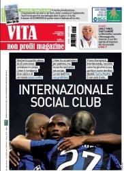 Vita non profit magazine