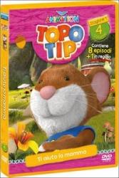 Topo Tip. Stagione 1. Vol. 4. Ti aiuto io mamma [DVD]