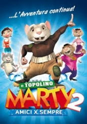 Il topolino Marty 2 [DVD]