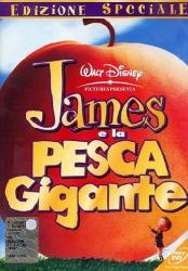 James e la pesca gigante [DVD]