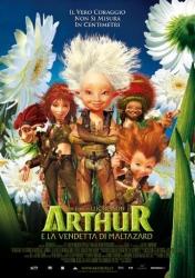 Arthur e la vendetta di Maltazard [DVD]