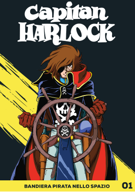 Capitan Harlock. 1, Bandiera nello spazio