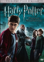 Harry Potter e il principe mezzosangue [DVD]