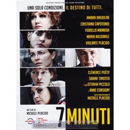7 minuti [DVD]
