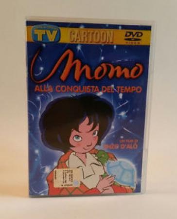 Momo alla conquista del tempo [DVD]