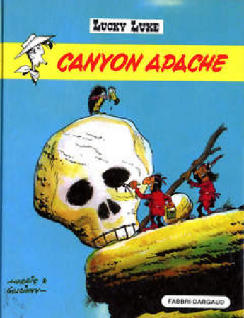 Canyon Apache
