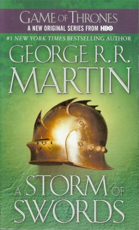 Book 3: A storm of swords/ George R. R. Martin