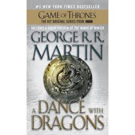 Book 5: A dance with dragons