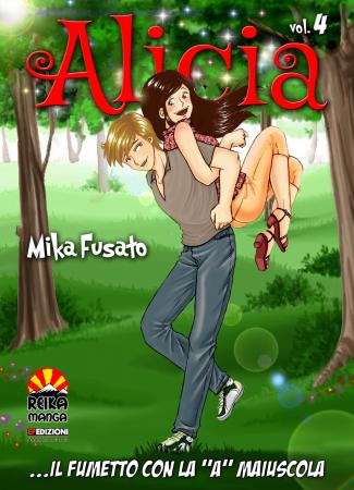 Alicia. Volume 4