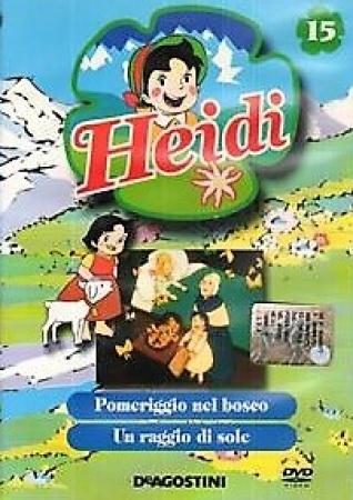 15: Heidi. Pomeriggio nel bosco