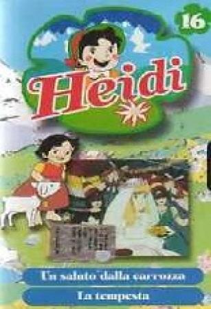 16: Heidi. Un saluto dalla carrozza