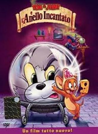 Tom & Jerry e L'anello incantato [DVD]