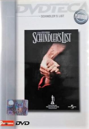 Schindler's list [DVD] / un film di Steven Spielberg ; based on the novel by Thomas Keneally ; screenplay by Steven Zaillian. 1