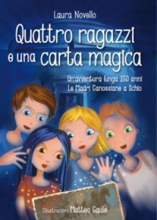 Quattro ragazzi e una carta magica