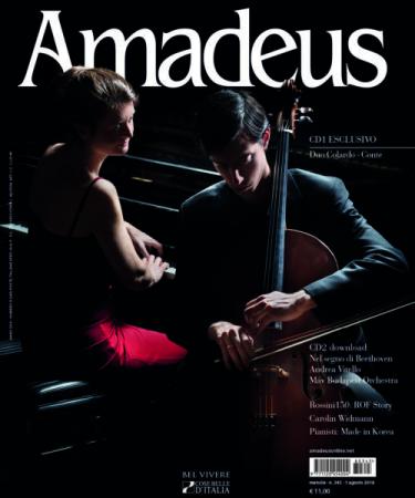 Opere per violoncello e pianoforte (integrale)