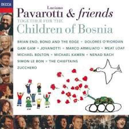 Luciano Pavarotti & friends together for the Children of Bosnia