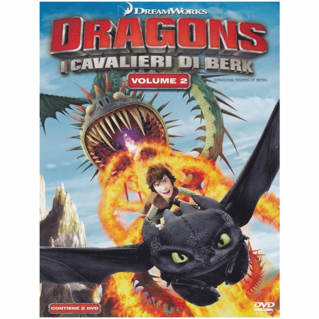 Dragons: I cavalieri di Berk [DVD] : Volume 2 = =Dragons: Riders of Berk. / [regia: Louie Del Carmen, John Sanford]. Disco 1