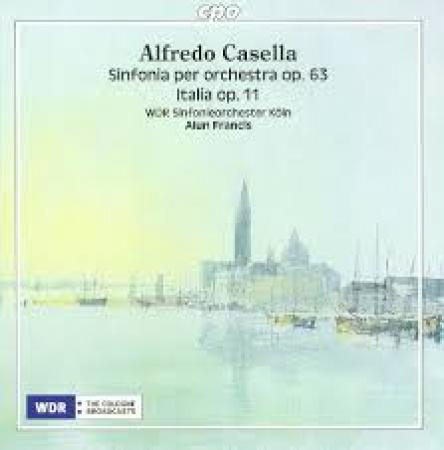 Sinfonia per orchestra op. 63