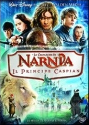 Le cronache di Narnia: il Principe Caspian [DVD]