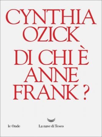 Di chi è Anne Frank?