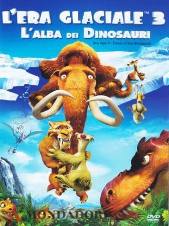 L' era glaciale 3 [DVD]