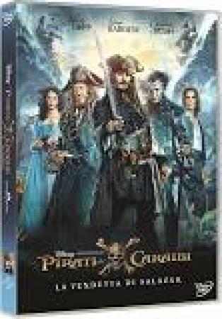 Pirati dei Caraibi. La vendetta di Salazar