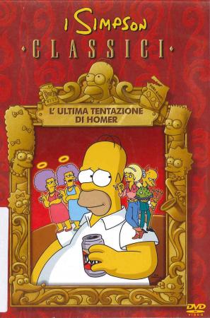 L' ultima tentazione di Homer