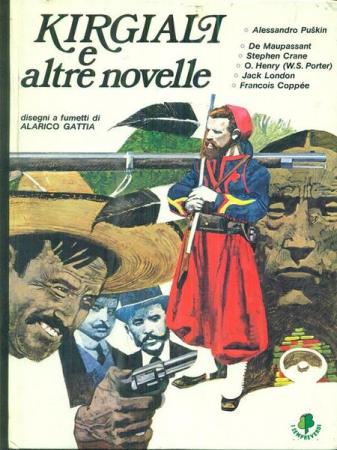 Kirgiali e altre novelle
