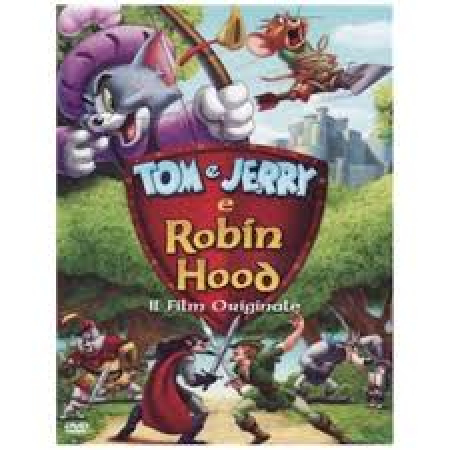 Tom e Jerry e Robin Hood e il suo simpatico amico [DVD]