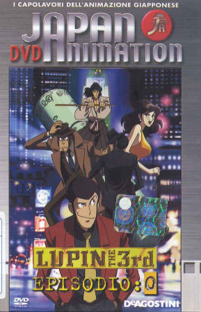 Lupin the 3rd: episodio:0 [DVD]