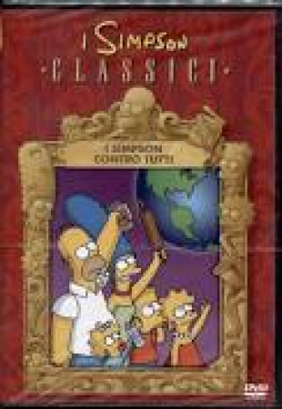 I Simpson contro tutti [DVD]