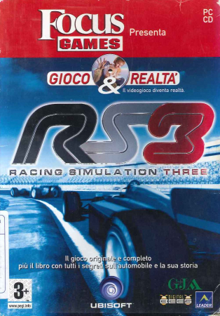 Racing Simulation Three