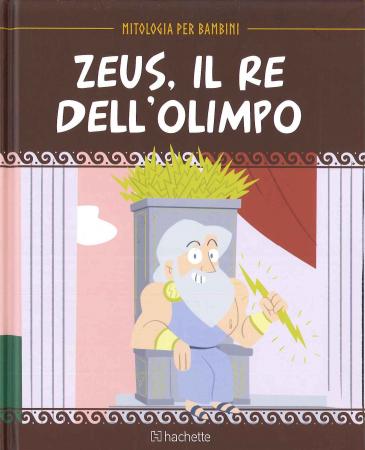 Zeus, il re dell'Olimpo