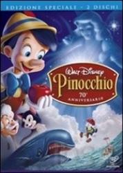 Pinocchio [DVD] / Walt Disney. 1