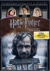 Harry Potter e il prigioniero di Azkaban [DVD]. 2: Inserti speciali [DVD]
