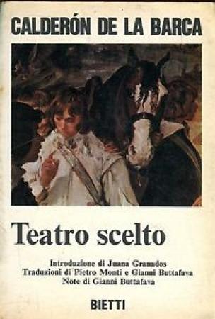 Teatro scelto ...
