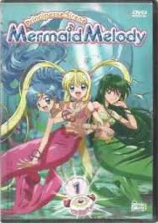 Mermaid melody [DVD] : Principesse sirene / Michiko Yokote & Pink Hanamori ; based on the manga Pichi pichi picth. 1