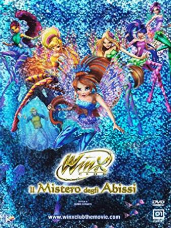 Winx club: il mistero degli abissi [DVD]