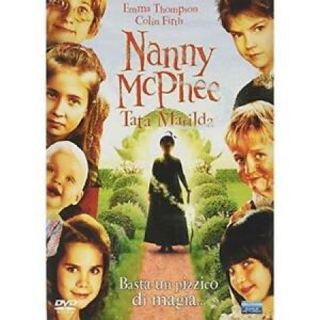 Nanny McPhee: tata Matilda [DVD]