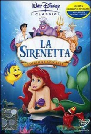 La sirenetta [DVD]