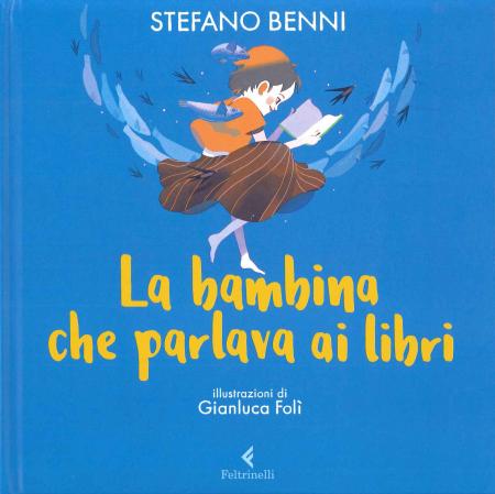 La bambina che parlava ai libri