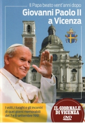 Giovanni Paolo II a Vicenza
